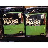ON SERIOUS MASS 12LBS GAINER