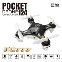 Mini Fq777-124 Pocket Drone