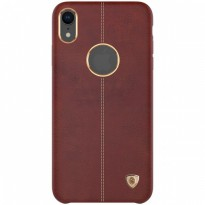 Nillkin Englon Leather Back Case iPhone XR Brown