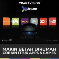 Android TV Box Transvision Xstream