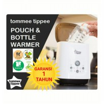Tommee tippee Pouch and Bottle warmer