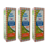 My Baby Minyak Telon Plus 60 ML (3 Botol)