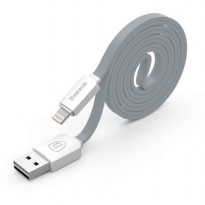 Baseus String Lightning Cable 1M For Apple Grey/White