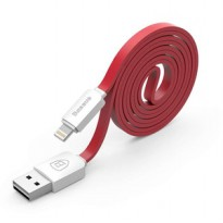 Baseus String Lightning Cable 1M For Apple Red/White