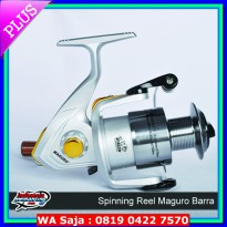(Fishing Reel) Reel Spinning Maguro Barra 5000