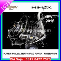 FISHING REEL REEL BLOOD HIMAX 4000