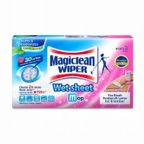 Magiclean Wiper Wet 8 sheets
