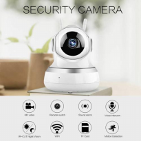 IP Cam CCTV Wifi Wireless Portable SPC Expert Babycam