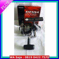 Reel Shimano Sienna 2500FD ( 4ball bearing)