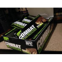 PROTEIN BAR COMBAT CRUNCH MP / PCS 20 GRAM PROTEIN