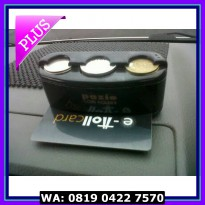 (Sale) Tempat Uang Koin / Coin & Toll Card Holder Di Mobil