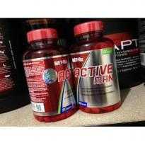 ACTIVE MAN MET RX MULTI VITAMIN 90 SOFT GELS ACTIVEMAN METRX 90 CAPS