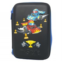 My Style TM 2231 Formula One Hardtop Pencil Case