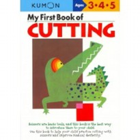My First Book Of Cutting (Kumon Workbooks)
