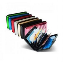 Card Caddy DOMPET ANTI AIR - KARTU KREDIT-wallet