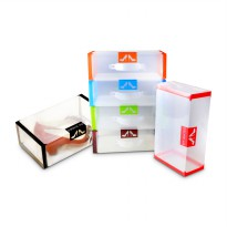 MY shoes box shoe box transparan transparent shoes box kotak sepatu