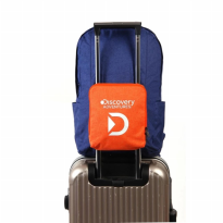 Discovery Adventures foldable storage backpack - DHF74737 - abu