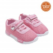 Hello Kitty Baby Girl Sport Canvas Shoes Pink
