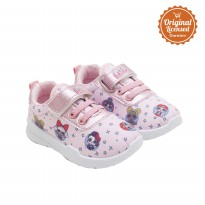 LOL Baby Girl Sport Shoes Glitter Pink