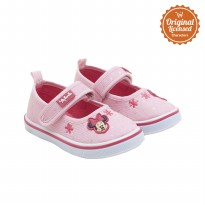 Disney Minnie Mouse Baby Mary Jane Shoes Pink