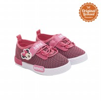 Disney Minnie Mouse Baby Girl Sport Shoes Fuchsia