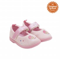 Shimmer and Shine Baby Girl Soft Shoes Pink