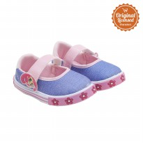 Shimmer and Shine Baby Girl Mary Jane Shoes Denim Blue