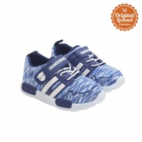 Transformers Baby Boy Sport Shoes Navy