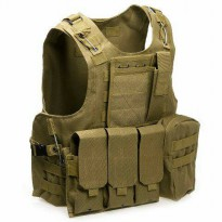 BODY VEST/ROMPI AIRSOFT IMPORT