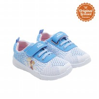 Disney Frozen Sport Canvas Shoes Girl Blue