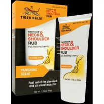 Tiger Balm Neck and Shoulder Rub 50gr