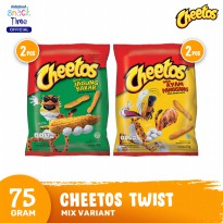 Cheetos Twist Mix Package 75 Gr