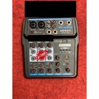 Mixer Audio ASHLEY Speed Up4