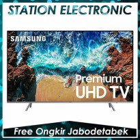 Samsung 82NU8000 LED TV 82 Inch Flat Smart Digital Premium UHD