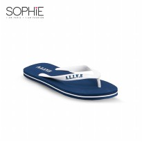 SOPHIE PARIS HARRIET EVA SANDAL BLUE - F1042B6