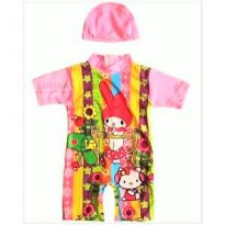 Swimsuit Hello Kitty with Hat