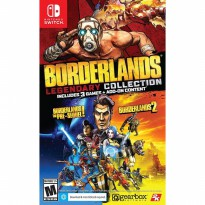Nintendo Switch Borderlands Legendary Collection Usa