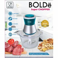BOLDe Blender Chopper Stainless 1.2 Liter - SUPER CHOPPER