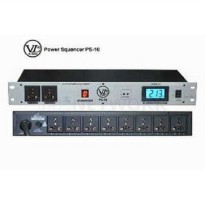 POWER SQUENCER VL AUDIO PS 10