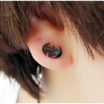 Anting Model Batman Per Pcs