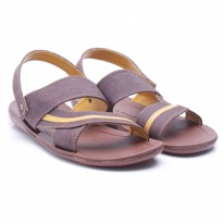 Dr.Kevin Sandals Canvas 1630 Brown, 1630 Grey