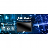 LCD MONITOR TOUCH SCREEEN AUDIOBANK TC 100