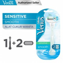 GILLETTE Venus Sensitive Smooth Razor 2s