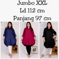 Blouse Jumbo XXL Omo as