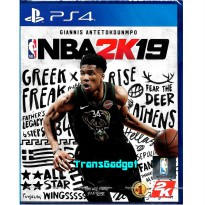 [Sony PS4] NBA 2K19 (R3)