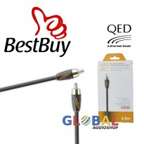 QED Profile Kabel Subwoofer - 6m