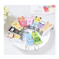 BS Gunting Kuku Karakter Lucu Cartoon Nail Clipper Manicure Pedicure