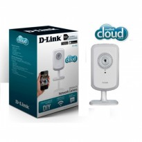 D-Link DCS-930L Wireless N Network IPcam Camera