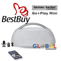 Harman Kardon Go+Play Mini rechargeable Li-ion battery 8 hours - Putih