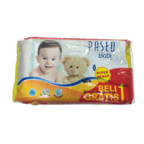 Buy 1 Get 1 Paseo Baby Wipes 50'S PCK
